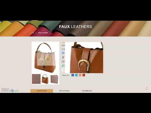 leather-manufacturer-website-template