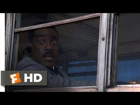 Another 48 Hrs. (2/9) Movie CLIP - Prison Bus Attack (1990) HD