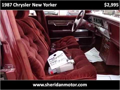 1987 chrysler new yorker used cars sheridan wy youtube for Sheridan motor buick gmc