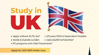 Plan UK studies @the University of West London (UWL)