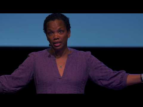 How the person you have been waiting for might be you.   Vanessa Stewart  TEDxPortofSpain