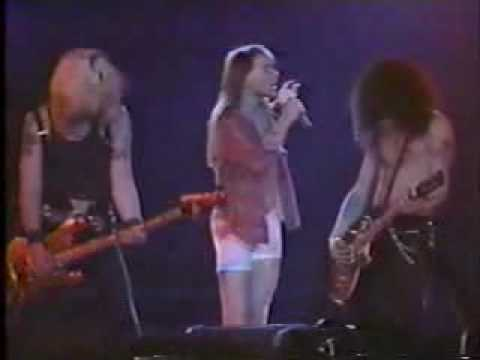 Guns N' Roses - Coma (Live Chicago 1992)