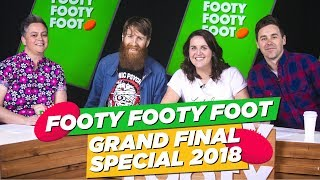 Footy Footy Foot Grand Final Special!