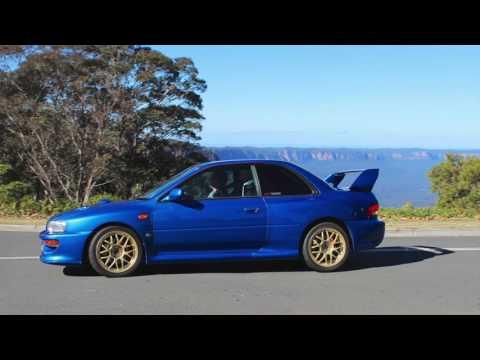 Subaru WRX 22B EJ22