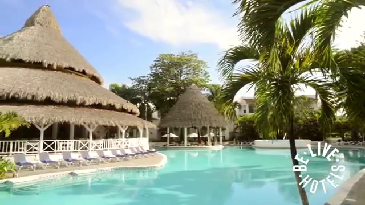 Be live hamaca garden youtube - Hotel be live hamaca boca chica ...
