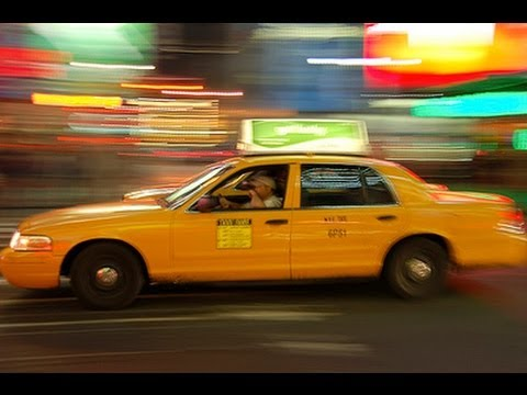 New York City Yellow Taxi Cab - YouTube