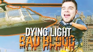 DOTARŁEM DO HELIKOPTERKA *DWA RAZY*! | Dying Light: Bad Blood [#5]