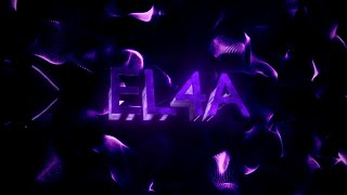 Professional 3D Intro | Purple | Music | AMAZING
