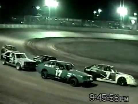 Chevette Racing at Clinton County KY Speedway (PART 2)