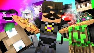 Minecraft Mini-Game : DO NOT LAUGH! (TONY'S COMEBACK, ET 2!) w/ Facecam