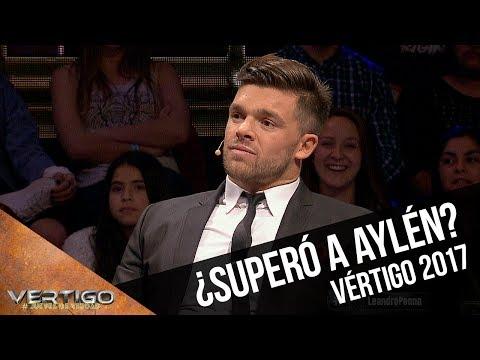 ¿Leandro Penna superó a Aylén Milla? | Vértigo 2017