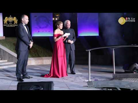 Seven Stars Luxury Hospitality & Lifestyle Awards 2016 - Lifetime Achievement AWARD - Sol Kerzner