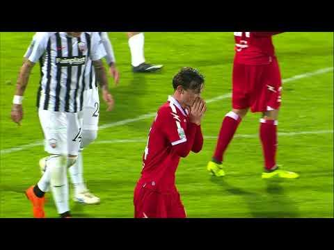 Serie B ConTe.it: Ascoli-Bari 1-0 (33a giornata - 2017/18)