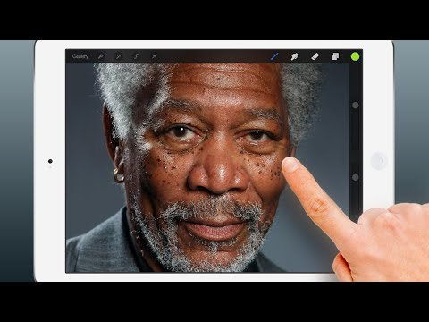 This Is Not a Photograph of Morgan Freeman
