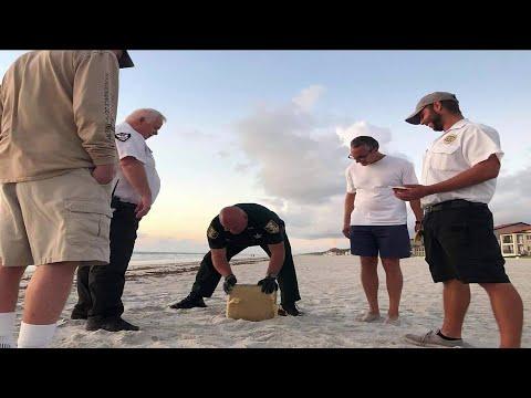 Marijuana washes ashore in Ponte Vedra Beach