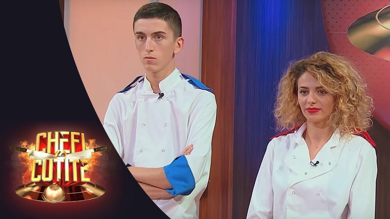 """Like Creața a fost eliminată de la """"Chefi la cuţite""""! - YouTube"""