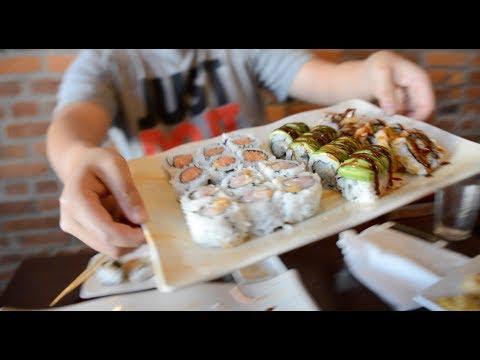 $14 INFINITE SUSHI IN COLUMBUS