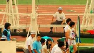 2012日本学生陸上競技個人選手権 開催日:2012年6月22日(金)~24日(...