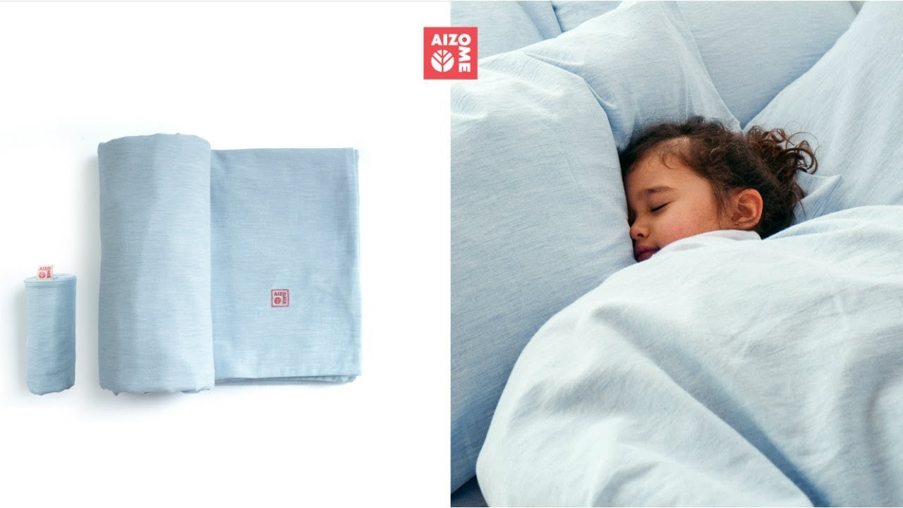 Bad Set Blau Organic Indigo Bed Sheets That Treat Your Skin Indiegogo