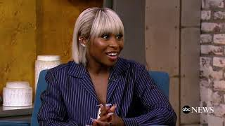Cynthia Erivo on 'Widows' and how fitness training helps balance her life