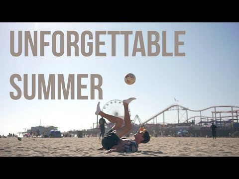 Anders Borg - Unforgettable Summer