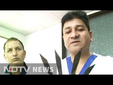 40 knives found in Amritsar patient's stomach, he's fine now: Foreign Media