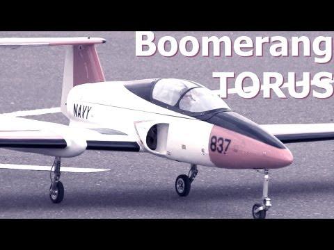 Boomerang TORUS Turbine Jet - UAE TOP JET 2012