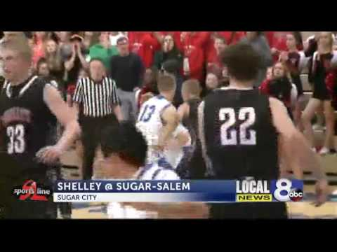 Shelley locks up top seed to districts