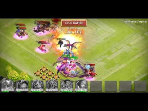 Castle Clash Solo WG 3