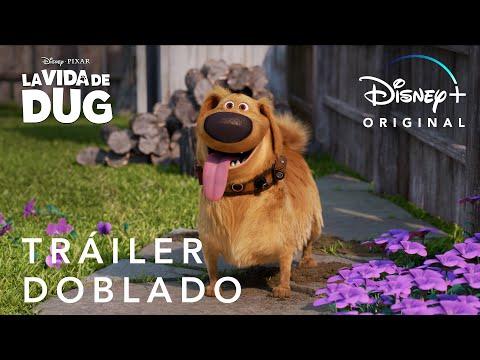 La vida de Dug | Tráiler Oficial doblado | Disney+