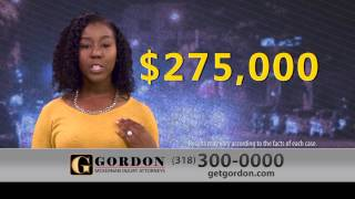 Shreveport Car Wreck Lawyer | Get Gordon | Gordon McKernan Injury Attorneys