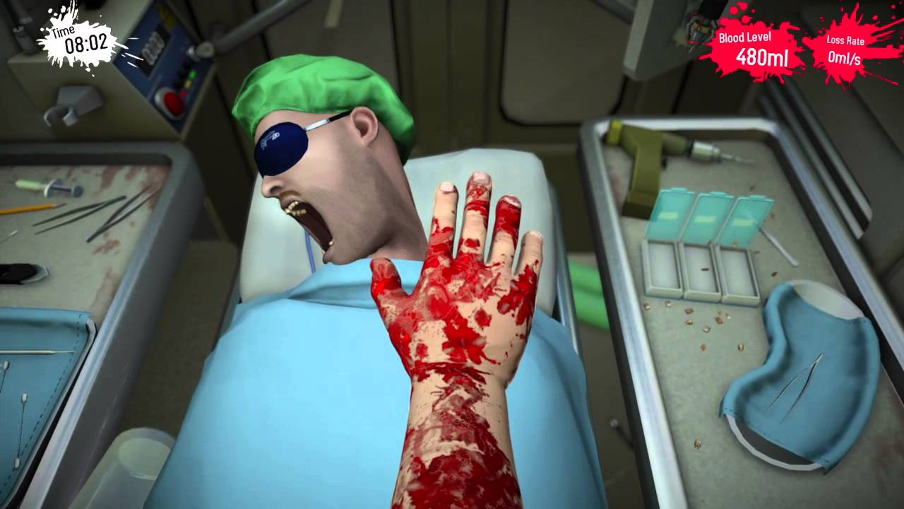 We Broke Surgeon Simulator 2013 - YouTube