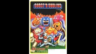 Arcade gameplay 🔵 Ghost 'n Goblins 🔴