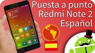 Instala ROM Española en Xiaomi Redmi Note 2 | ¡Root Fácil!