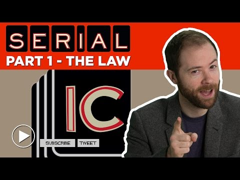 How Objective Is The Law? Serial: Part 1 | Idea Channel | PB