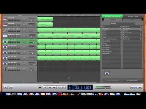 Garageband Instrumental - Trust Issues