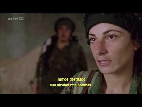Kurdistán, guerra de mujeres (Mylène Sauloy, 2016) VOSE