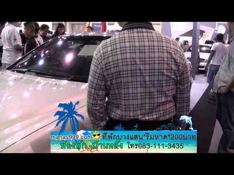 motor expo 2012 Mercedes Benz รถเบนซ์ มือสอง -02