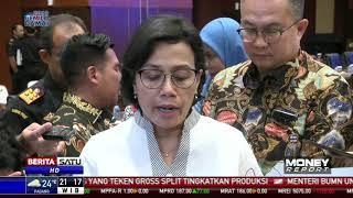 Menteri Keuangan Sri Mulyani Indrawati mengatakan Indonesia telah m...