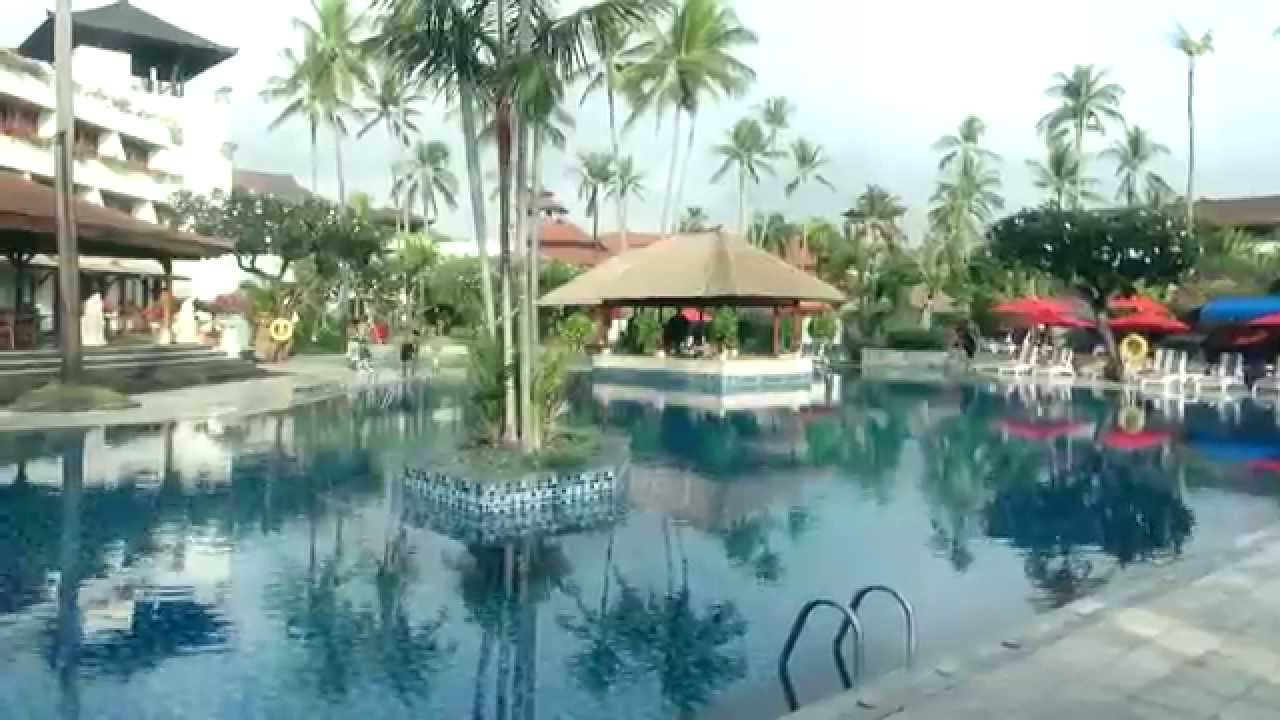 Nusa Dua Beach Hotel & Spa - YouTube