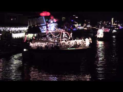 Huntington Harbour Boat ParadeDecember 8, 2012