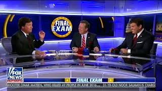 Tucker Carlson's News Quiz: Bret vs Ed Henry