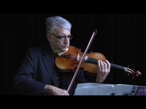 Eugène YSAYE ,Introduction for solo viola ,Pierre Henri XUEREB
