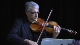 Eugène YSAYE ,Introduction for solo viola ,Pierre Henri XUEREB