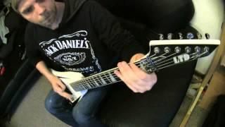 Ektomorf - Unscarred (Guitar Cover)