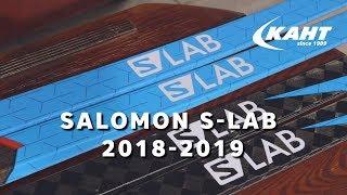 Обзор профессиональных беговых лыж Salomon S-Lab
