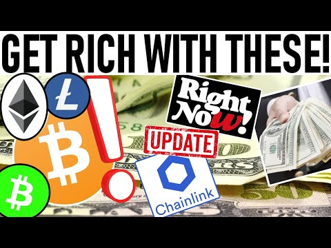 critical-bitcoin-move!-chainlink-critical-update!-4-coins-w/-massive-upside!-banks-rush-in-crypto!