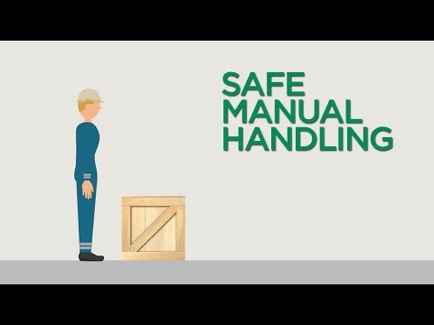 aged care manual handling code of practice