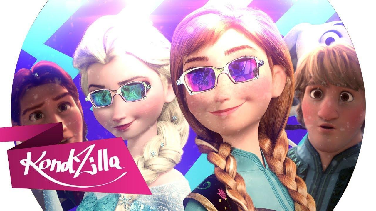 Voce Quer Brincar Na Neve Frozen Funk Remix By Canal Sr