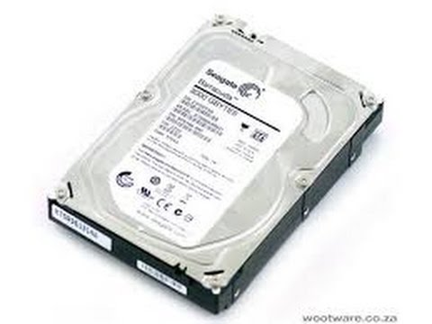how to remove a internal hard drive